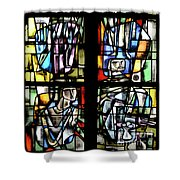 Bon Secours 1 Shower Curtain