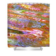 Beautiful Bones Shower Curtain