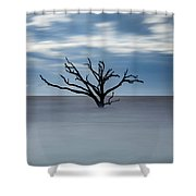 Boneyard #3 Shower Curtain