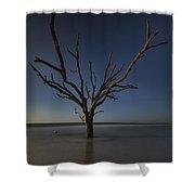 Boneyard Still Shower Curtain