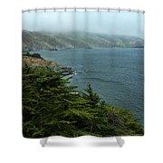 Bonita Cove Shower Curtain