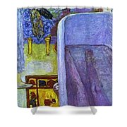 bonnard44 Pierre Bonnard Shower Curtain