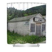 Bonne Bay2 Shower Curtain