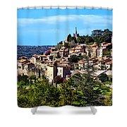 Bonnieux Shower Curtain