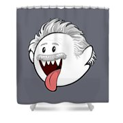 Boo-stein Shower Curtain