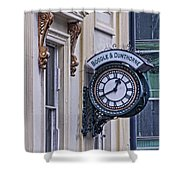Boodle And Dunthorne - Liverpool Shower Curtain