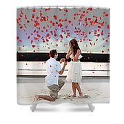 Book Elite Limousine Services For Wedding - Elite Limo Shower Curtain