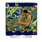Book Of Dreams Shower Curtain