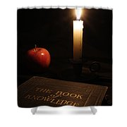 Book Of Knowledge  Shower Curtain