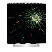 Boom 1 Shower Curtain
