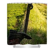 Boot 2 Shower Curtain