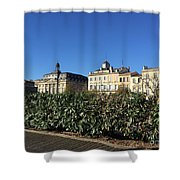 Bordeaux Beauty Shower Curtain