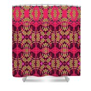 Bordeaux Shower Curtain