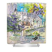 Borderes Sur Echez 03 Shower Curtain