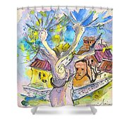 Borderes Sur Echez 04 Shower Curtain