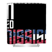 Born And Raised In Mississippi Birthday Gift Nice Design Shower Curtain
