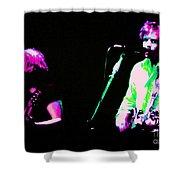 Grateful Dead - Born Cross Eyed Shower Curtain
