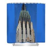 Boston Avenue Church 9 Shower Curtain