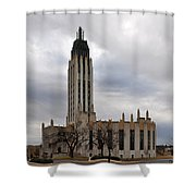 Boston Avenue Methodist Church Shower Curtain