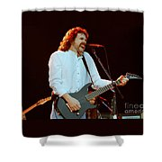 Boston-brad-1395 Shower Curtain