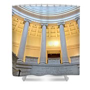 Boston Museum Of Fine Arts Y1 Shower Curtain
