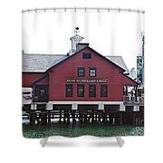 Boston Tea Party 14bos046 Shower Curtain
