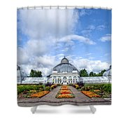 Botanical Gardens Shower Curtain