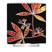 Botany 1 Shower Curtain