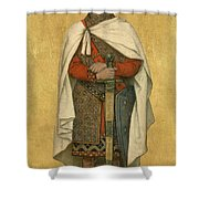 Baldwin Iv Shower Curtain