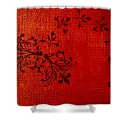 Boudoir One Shower Curtain