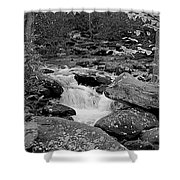 Boulder Creek Shower Curtain