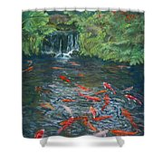 Bountiful Vii Shower Curtain