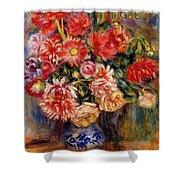Bouquet 1913 Shower Curtain