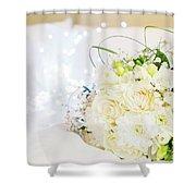 Romantic Night Shower Curtain