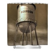 Bourbon Shower Curtain