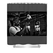 Bourbon Street Tbone Shower Curtain