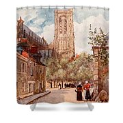 Bourges Shower Curtain