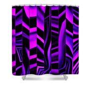 Bourn Creative Shower Curtain