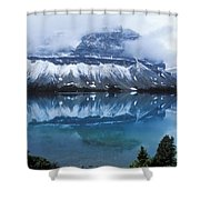 Bow Valley Storm Shower Curtain