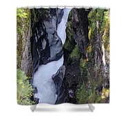 Box Canyon  Shower Curtain