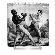 Boxers Shower Curtain