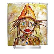 Boy 4262 Shower Curtain