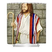 Boy David Shower Curtain