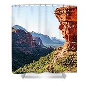Boynton Canyon 04-321 Shower Curtain
