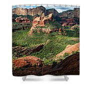 Boynton Canyon 05-942 Shower Curtain