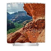 Boynton Canyon 08-174 Shower Curtain