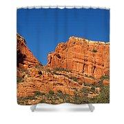 Boynton Canyon Red Rock Secret Shower Curtain