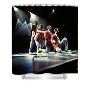 Boyz II Men Shower Curtain