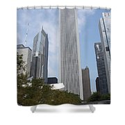 Bp Bridge View Shower Curtain
