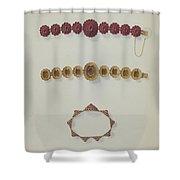Bracelet Shower Curtain